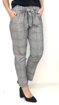 pantalón de cuadros